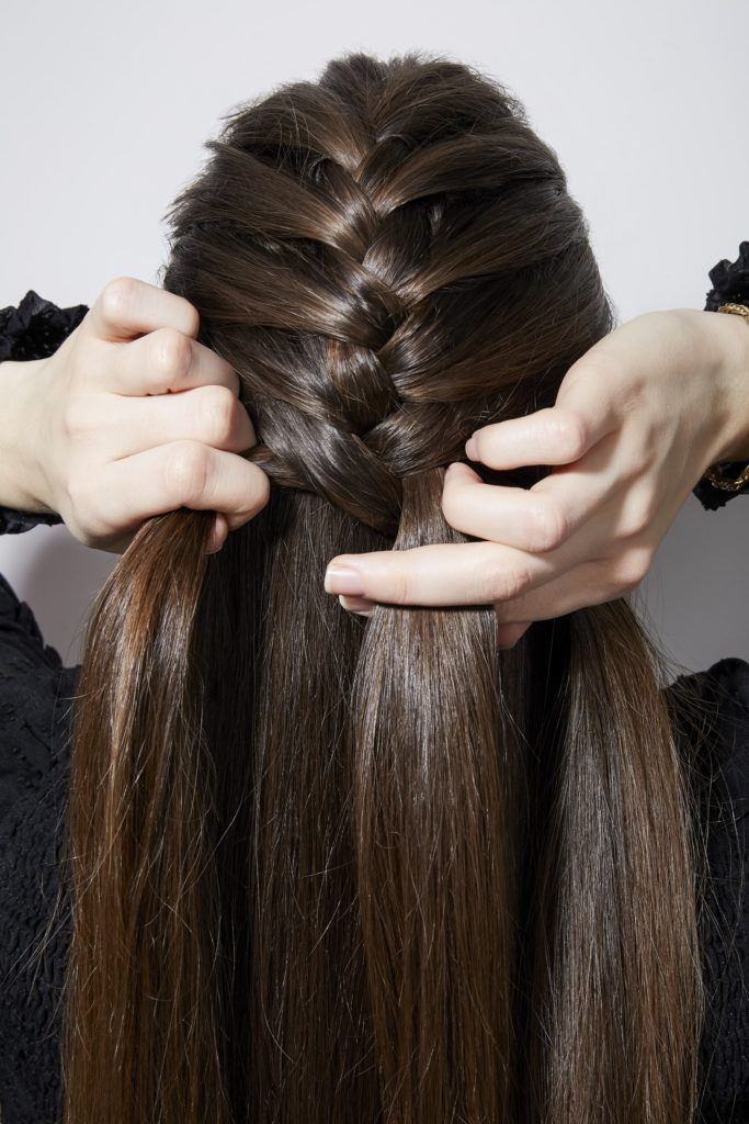 How To Do A French Braid In 6 Easy Steps All Things Hair Uk