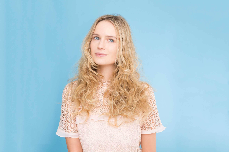 Curl enhancing shampoo: All Things Hair - IMAGE - blonde long curly wavy hair