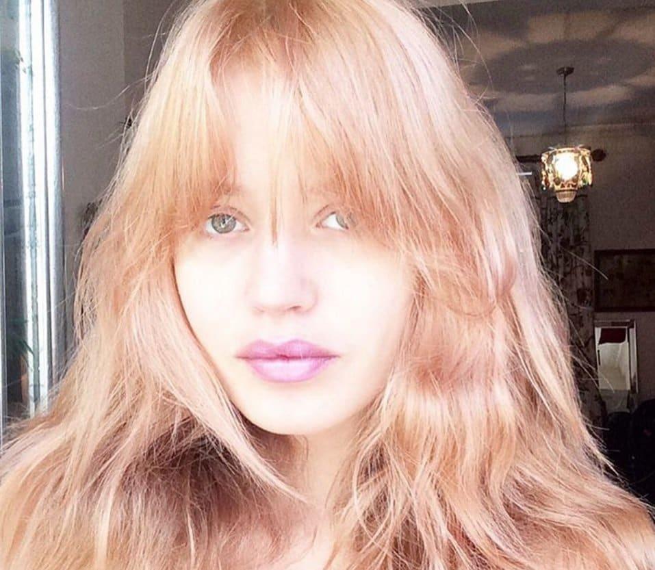 Blorange: All Things Hair - IMAGE - Georgia May Jagger
