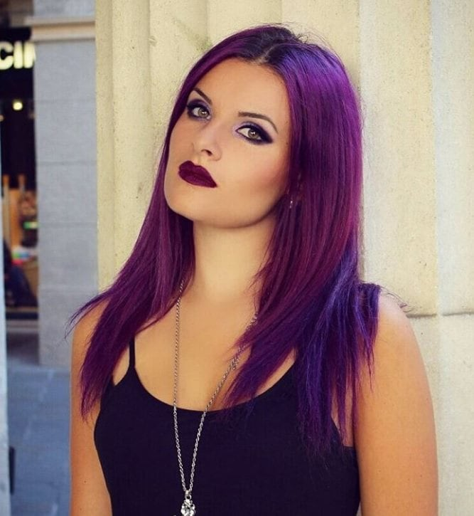 14 Goth Hairstyles That Will Help You Slay Halloween