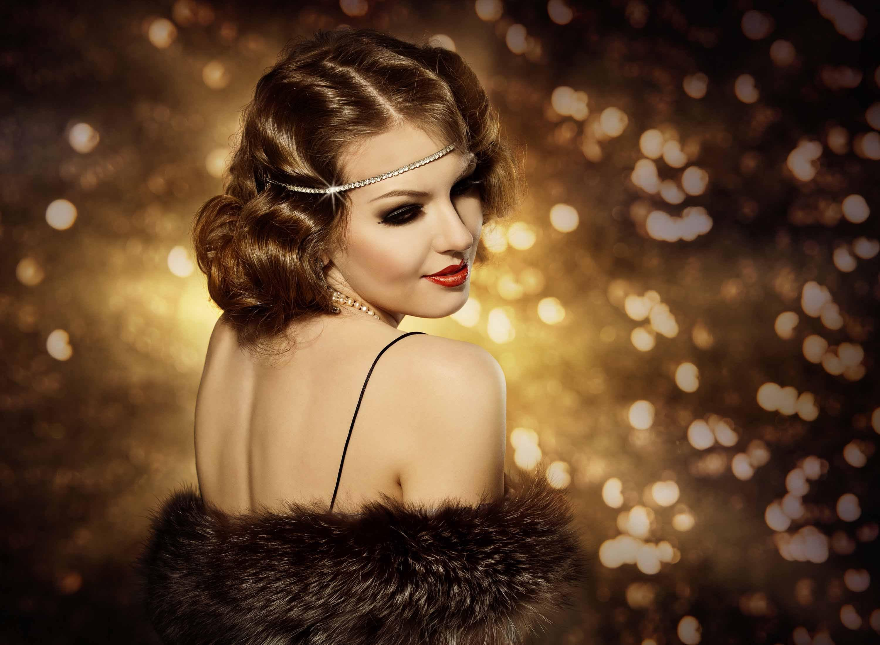 12 Glam Great Gatsby Hairstyles for Halloween (and Beyond)