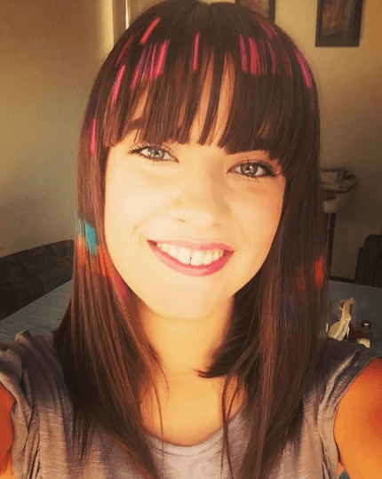 Pixel hair trend: All Things Hair - IMAGE - temporary hair colour spray