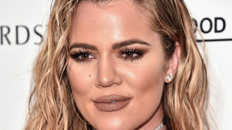 Khloe Kardashian Rocks Wet Look Long Wavy Hair And Slays