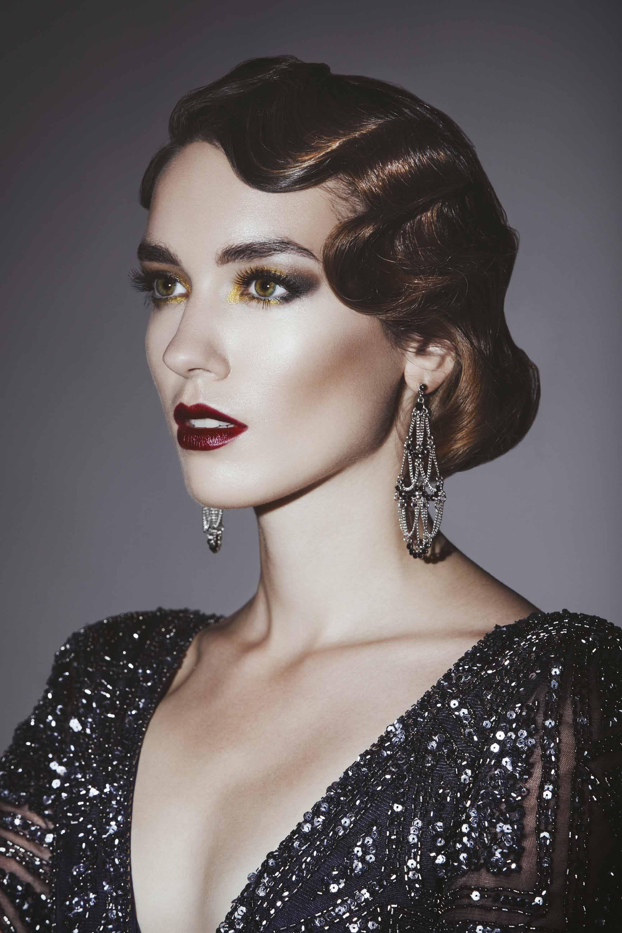 11 Glam Great Gatsby Hairstyles for Halloween (and Beyond)