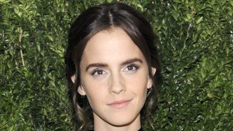 Emma Watson dark hair: All Things Hair - IMAGE - celebrity brunette hair updo