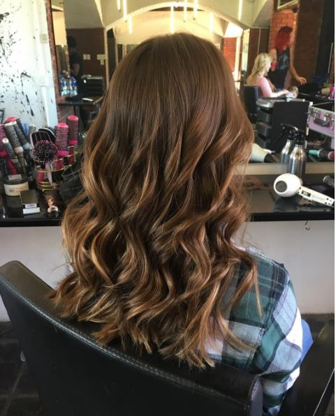 Hair colour ideas for brunettes: : All Things Hair - IMAGE - Bronde