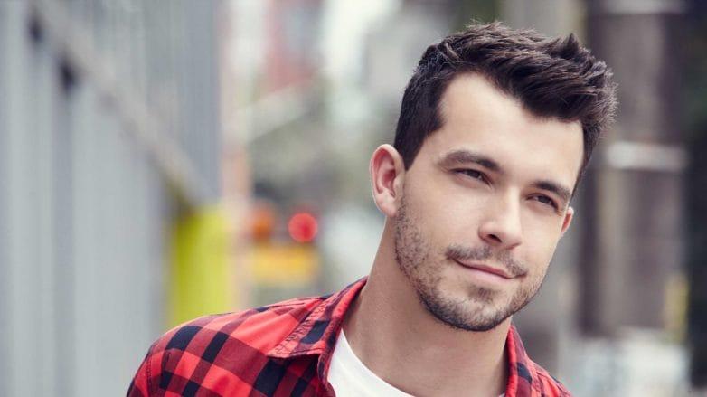 Mens hair style: All Things Hair - IMAGE - bedhead messy hair look