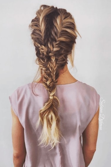 18 Fabulous Fishtail Hairstyle Ideas | All Things Hair UK