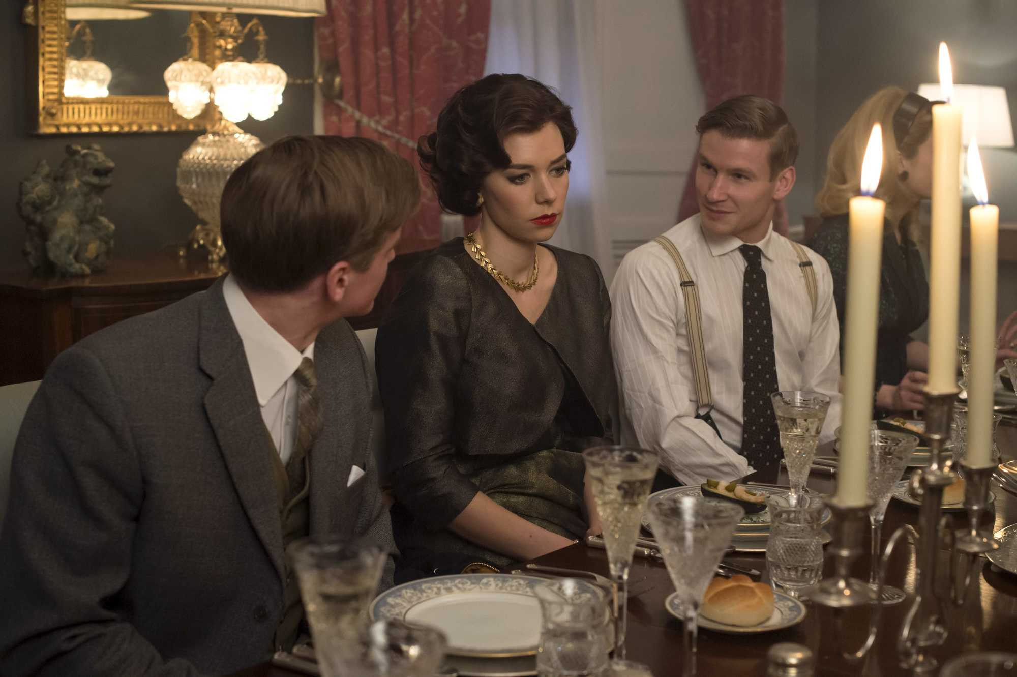 Still of 'Princess Margaret' in season two of Netflix's The Crown