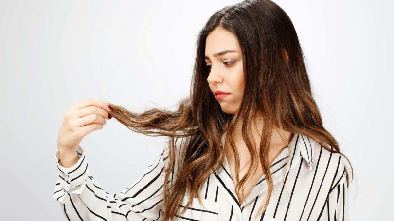 dry damaged hair: All Things Hair - IMAGE - signs of damage science
