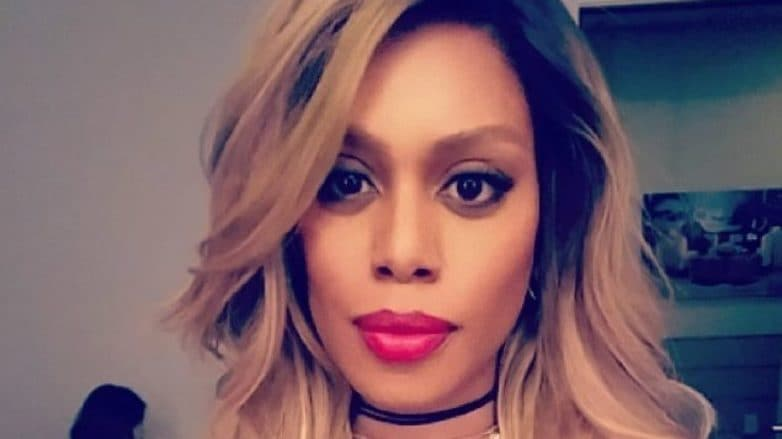 Laverne Cox: All Things Hair - IMAGE - blonde hair