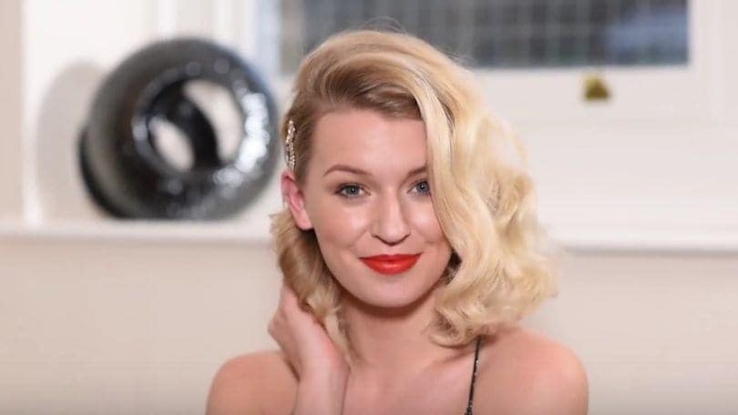 1950s Hairstyles: Zoe Newlove Shows Us How To Get Glam