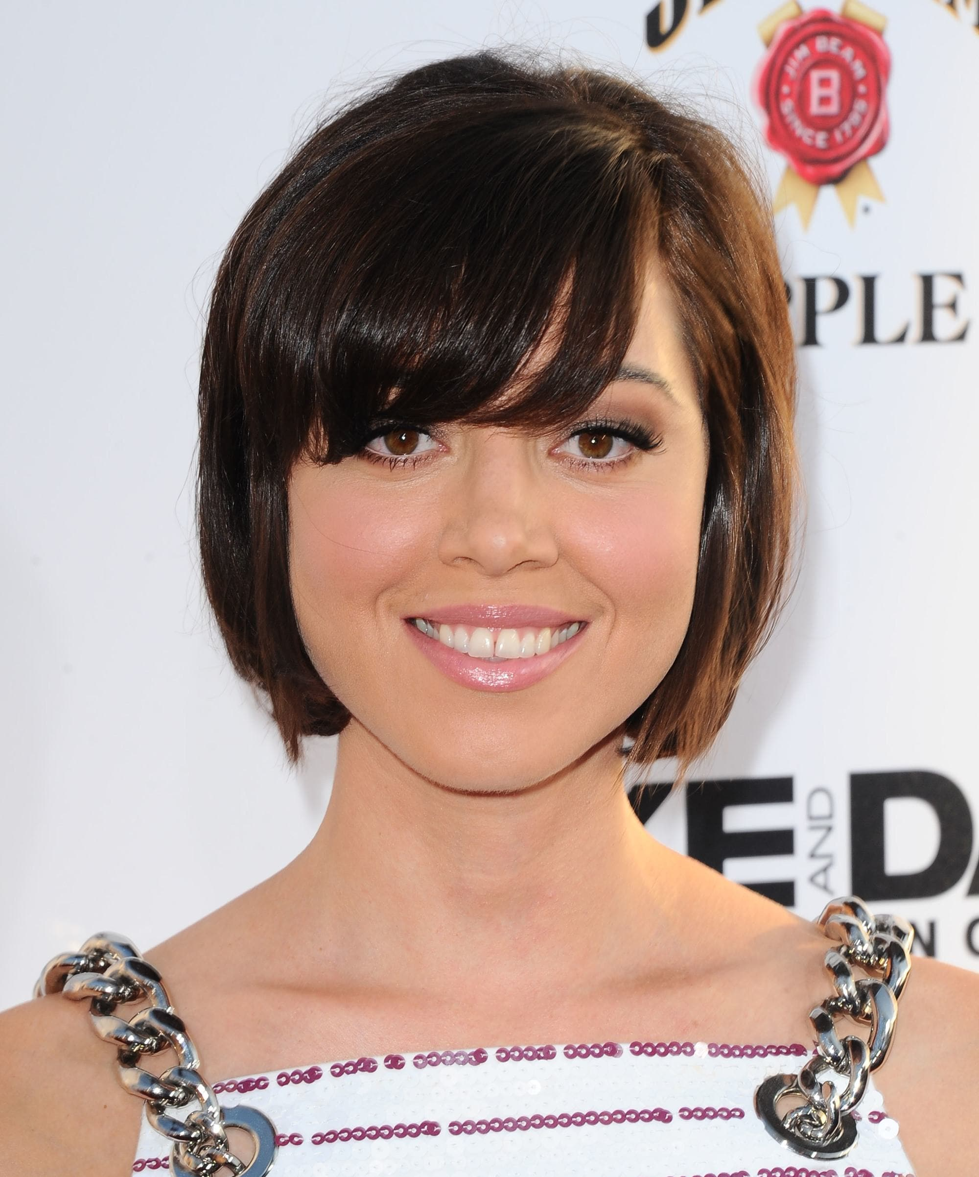 Aubrey Plaza Just Debuted A New Ginger Hairstyle And We Love It