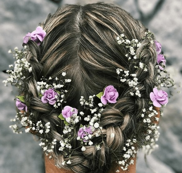 Prom Hairstyles For Long Hair That Are Totally Princess Worthy