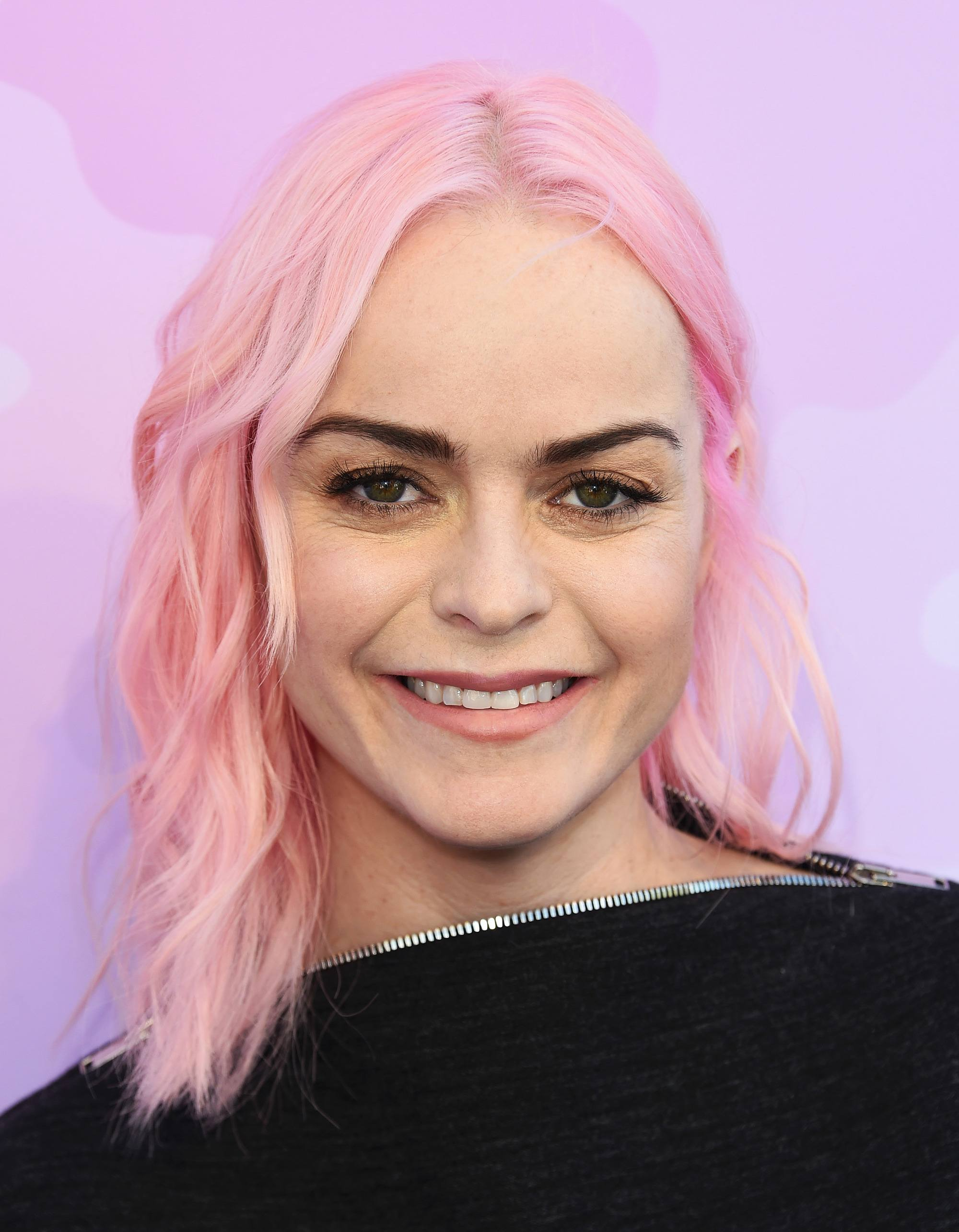 Taryn Manning pink wavy hair Variety Awards Nominees Brunch