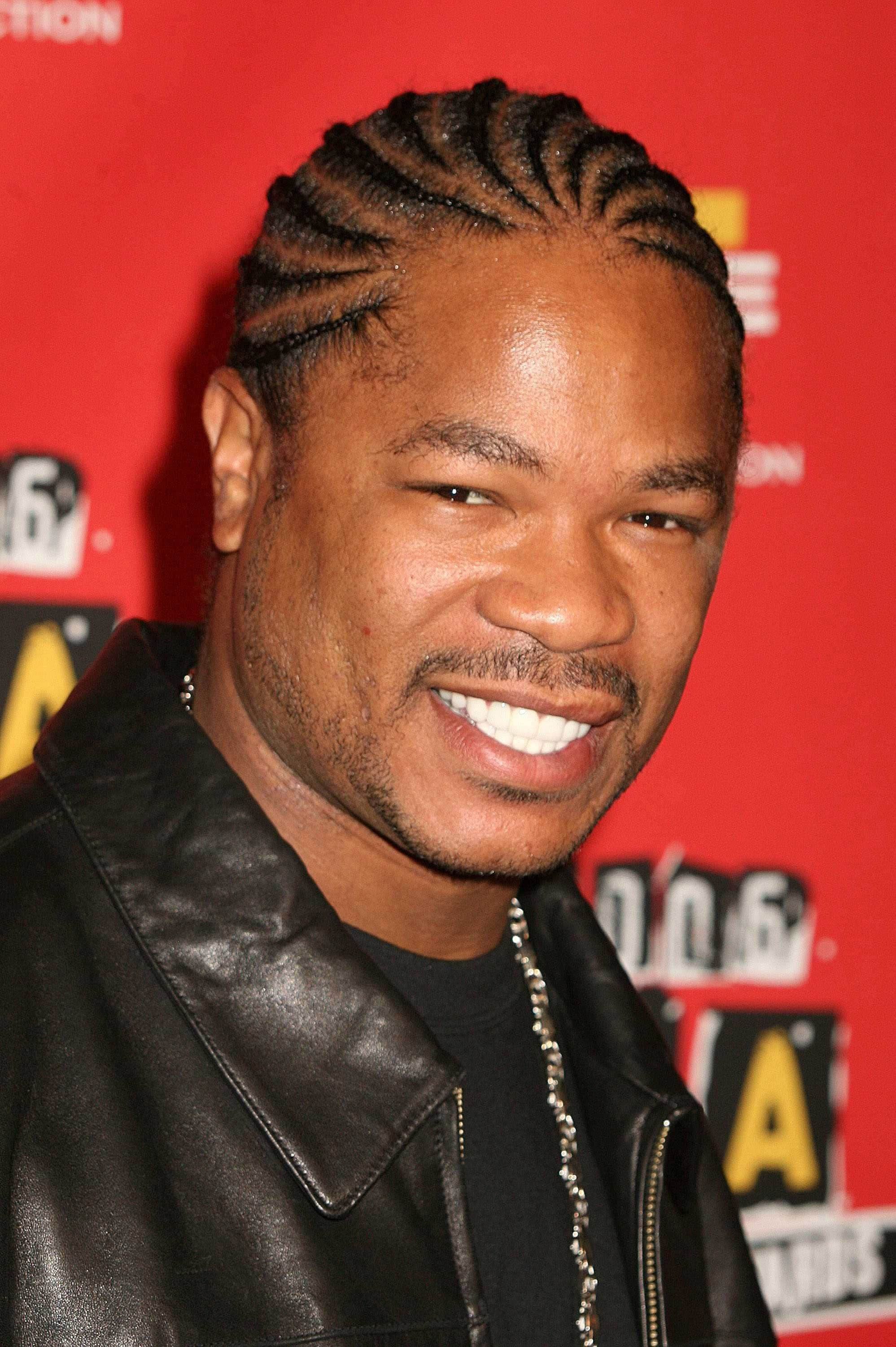 men with braids: All Things Hair - IMAGE - Xzibit braids cornrows