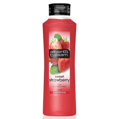 alberto balsam sweet strawberry shampoo