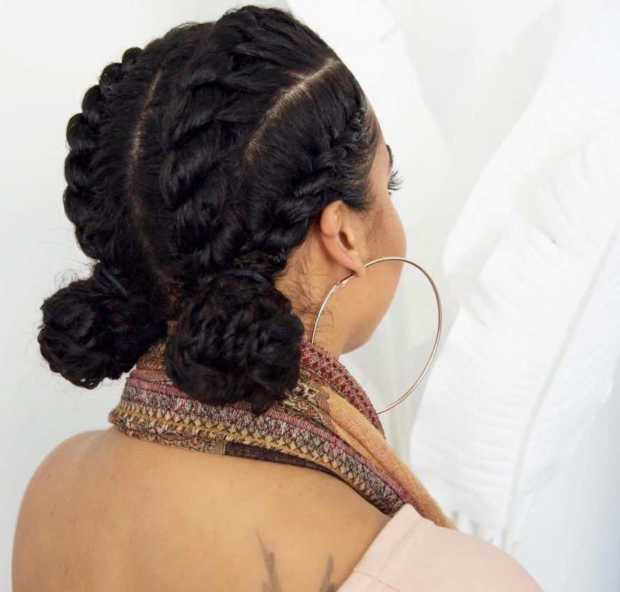 Flat Twist Hairstyles 13 Fierce Looks From Instagram That You Have To Try