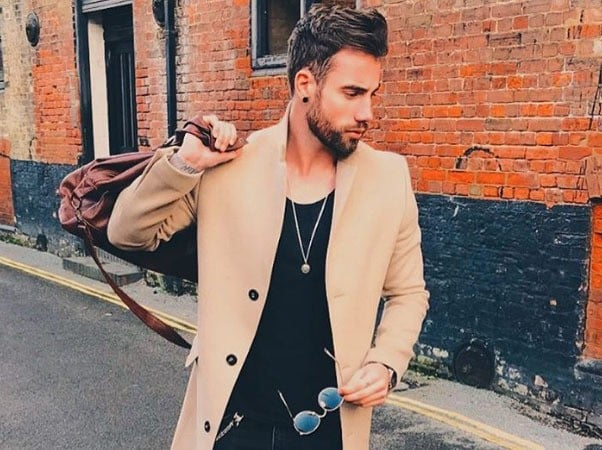 chezrust with textured top hairstyle instagram - mens hairstyles 2017