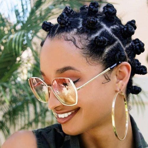 12 Chic Natural Hairstyles For Short Hair To Copy Right Now