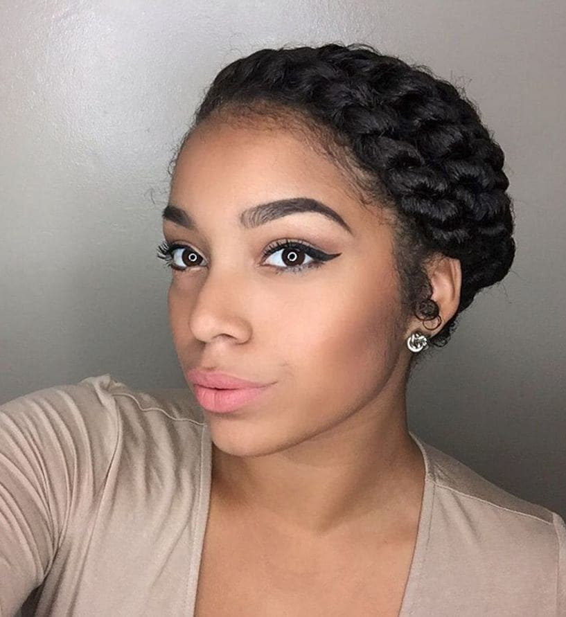 Flat Twist Hairstyles 13 Fierce Looks From Instagram That