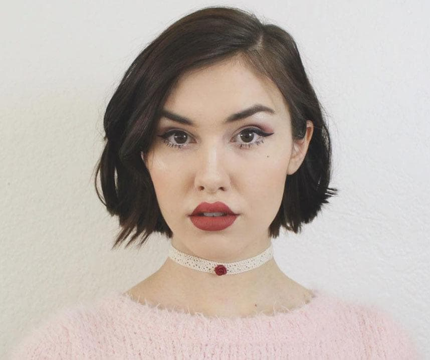 Chin Length Hairstyles For All Face Shapes