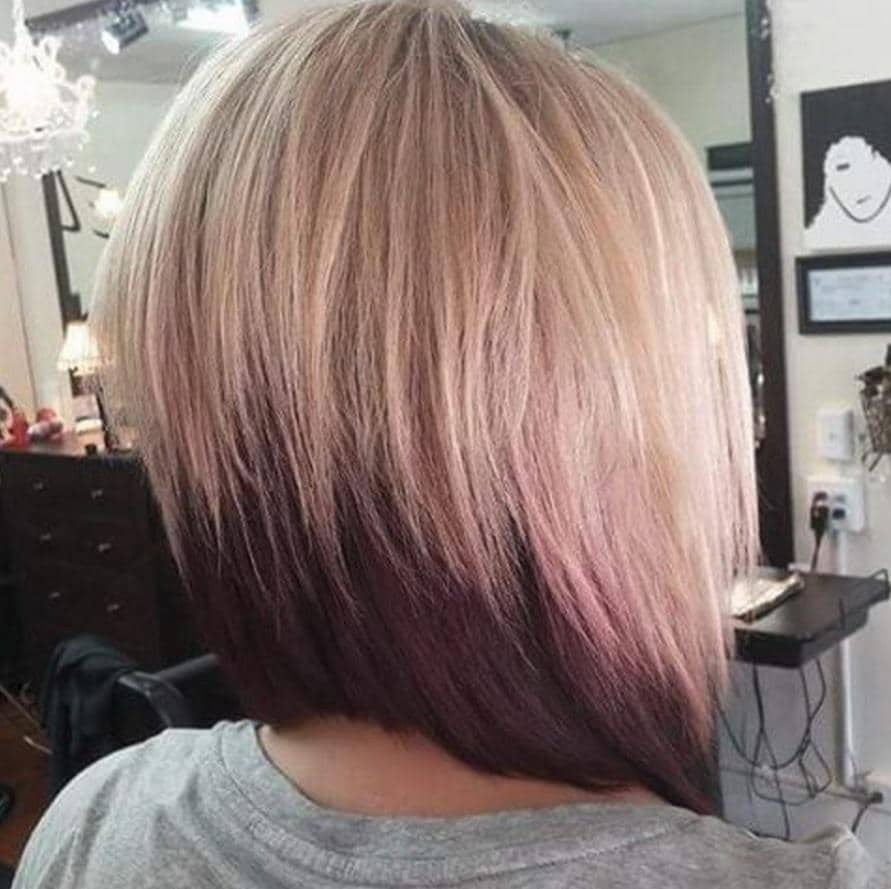 Thinking about trying a stacked haircut for 12? See our