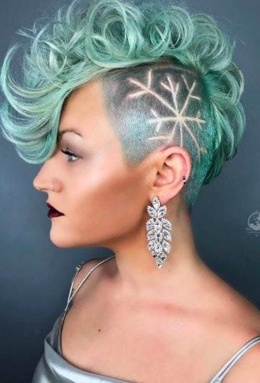 17 Best Mohawk Hairstyles For Women All Things Hair Uk