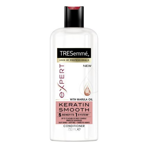 tresemme expert keratin smooth conditioner