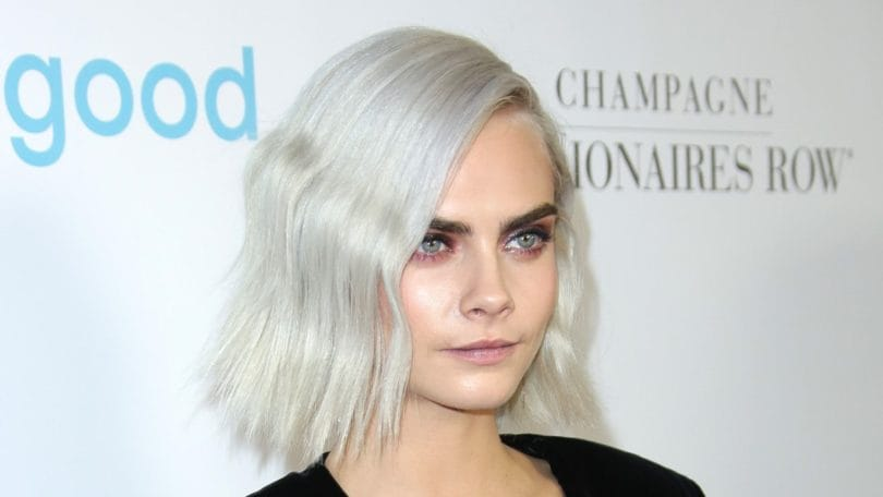 Cara Delevingne Is The Latest Star To Rock Short Pixie Hair All