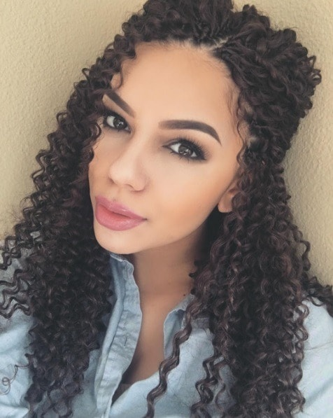 Your complete guide to crochet braids: From sleek and straight to bohemian curls