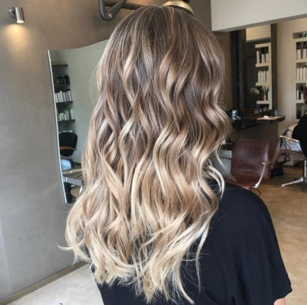 Blonde balayage 15 sublime shades we\u0027re dying to try