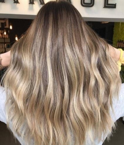 13 Dark Blonde Hair Colour Ideas That