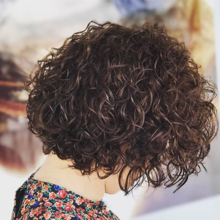 18 Best Perm Hairstyles For Women In 2019