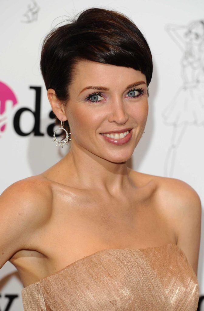 Pixie frizura Dannii Minogue