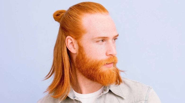 How To Do A Half Up Man Bun An Easy Step By Step Guide