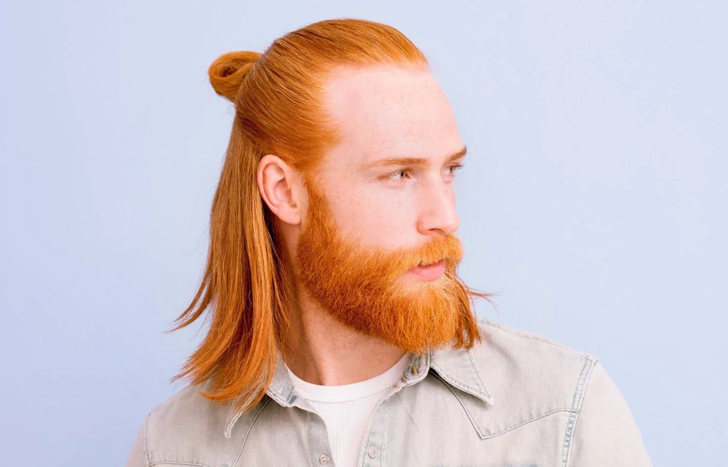 The Festival Half Up Man Bun A How To Guide
