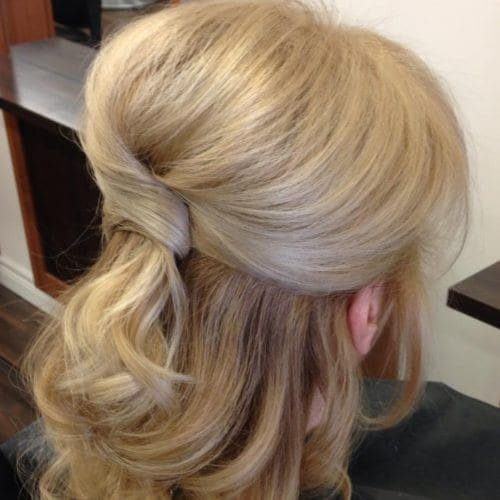 24 Beautiful Mother Of The Bride Hairstyles 2019