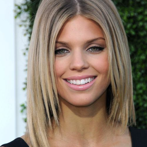 29 Best Shoulder Length Layered Haircut