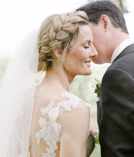 Wedding Hairstyles With A Veil 12 Fairytale Perfect Looks To Consider