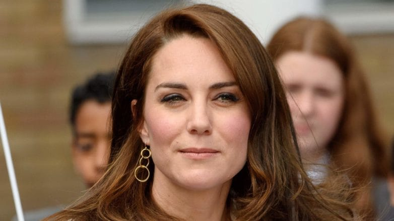Kate Middleton Wows At Wimbledon With New Short Hair See It Here