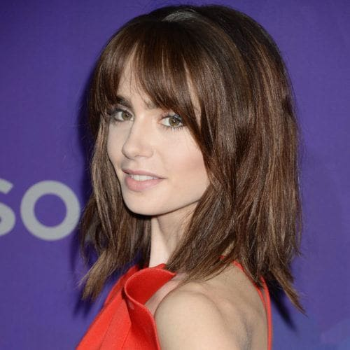 29 Best Shoulder Length Layered Haircut Photos 2020