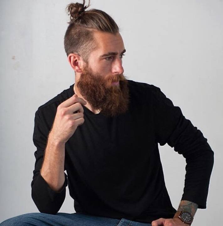 Top Knot Men S Hairstyle Guide 10 Ideas For Every Hair Type