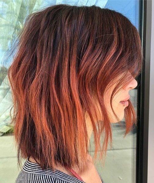 15 Best Red Highlights For Every Hair Shade