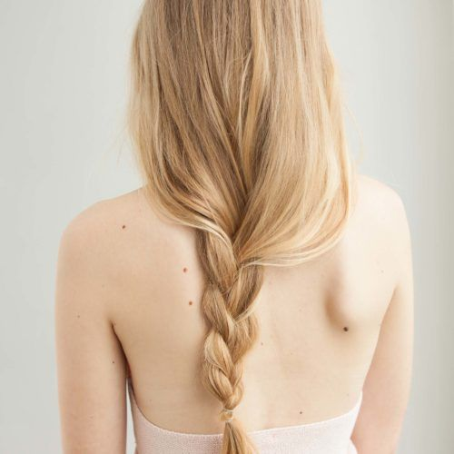 6 Reasons To Try A Loose Plait Hairstyle