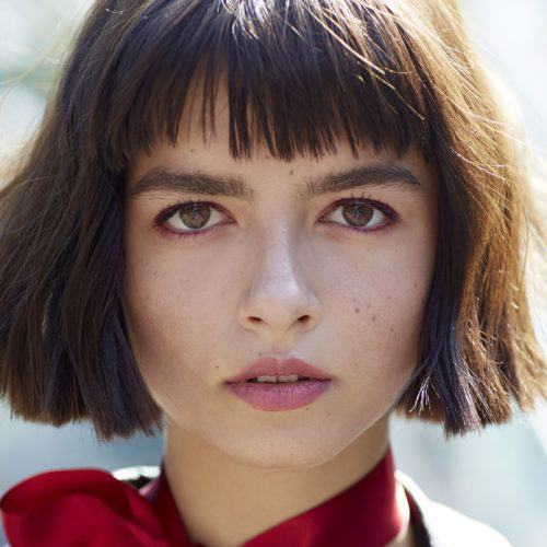 26 Short Hair With Fringe Inspiration For 2020