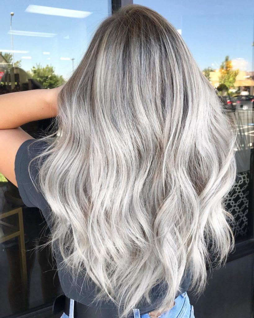 24 best silver blonde hair colours to try in 2019 | all