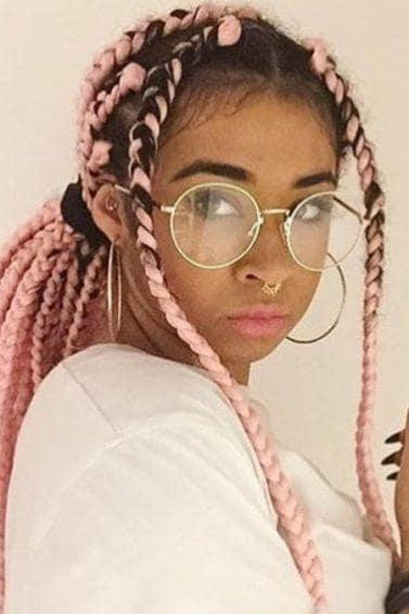 Box braids ponytail 7 stylish ways to rock a ponytail with