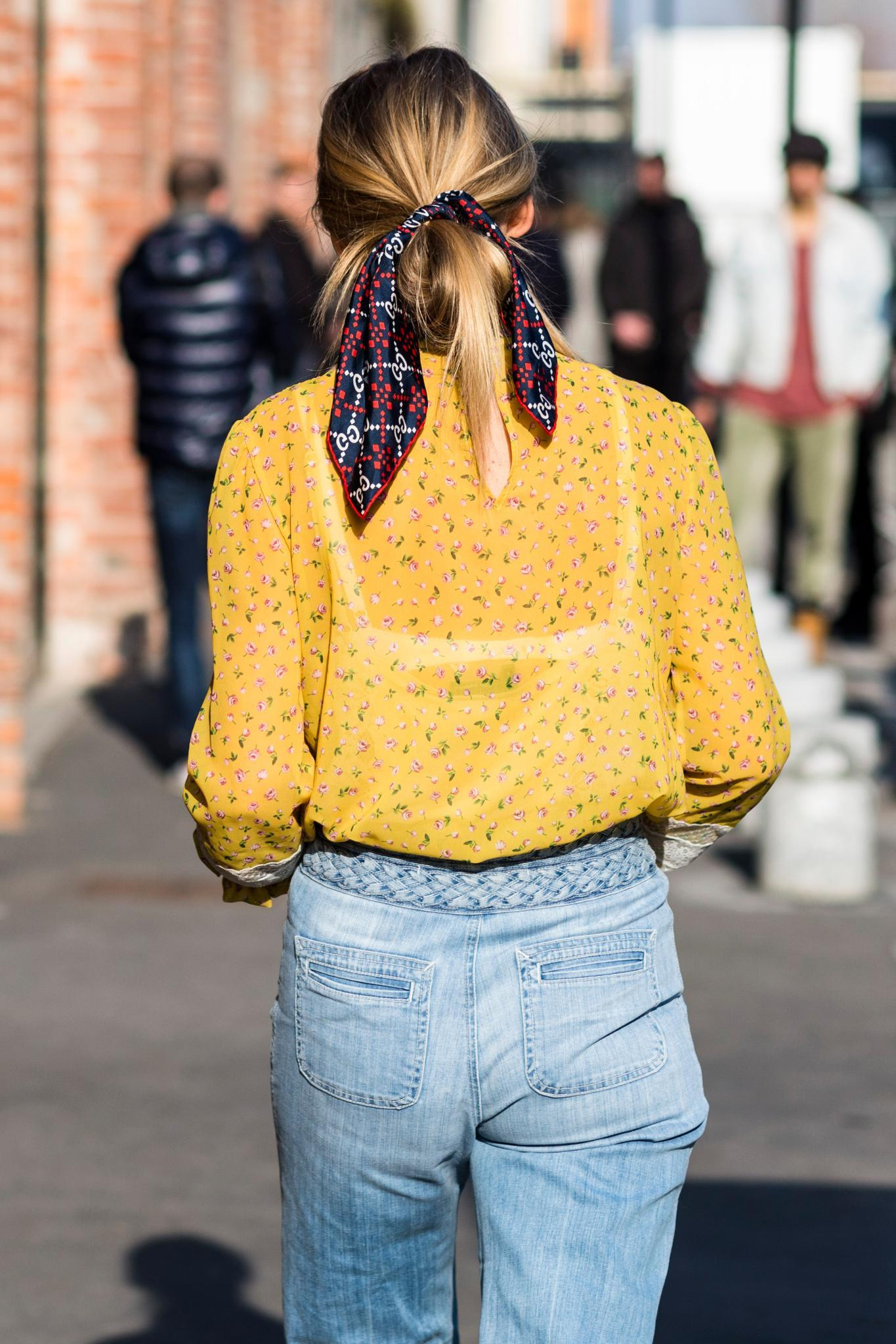 Milan Fashion Week Street Style: