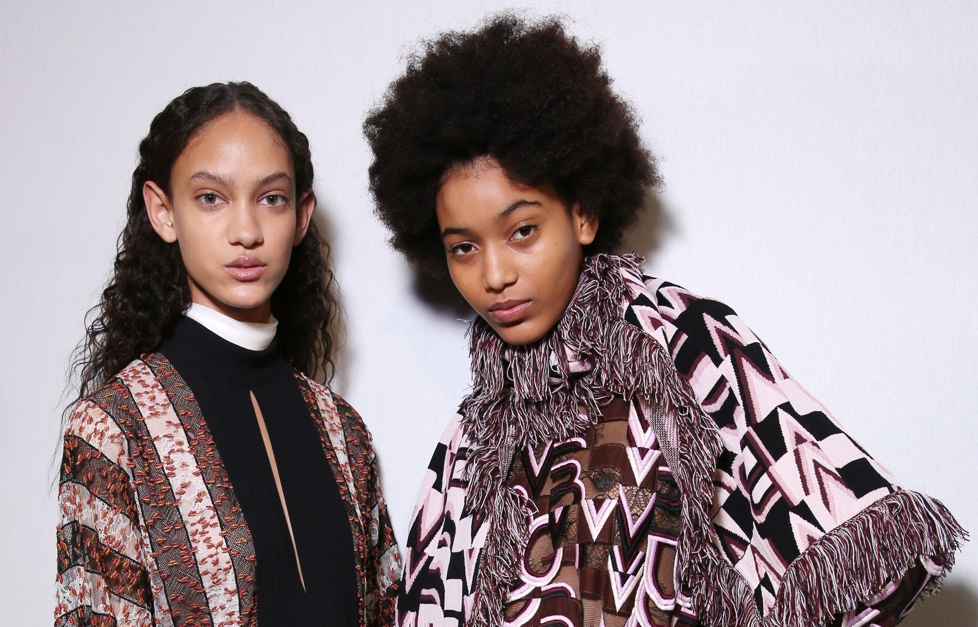 Natural hair textures: How to work out your curl type and care for it